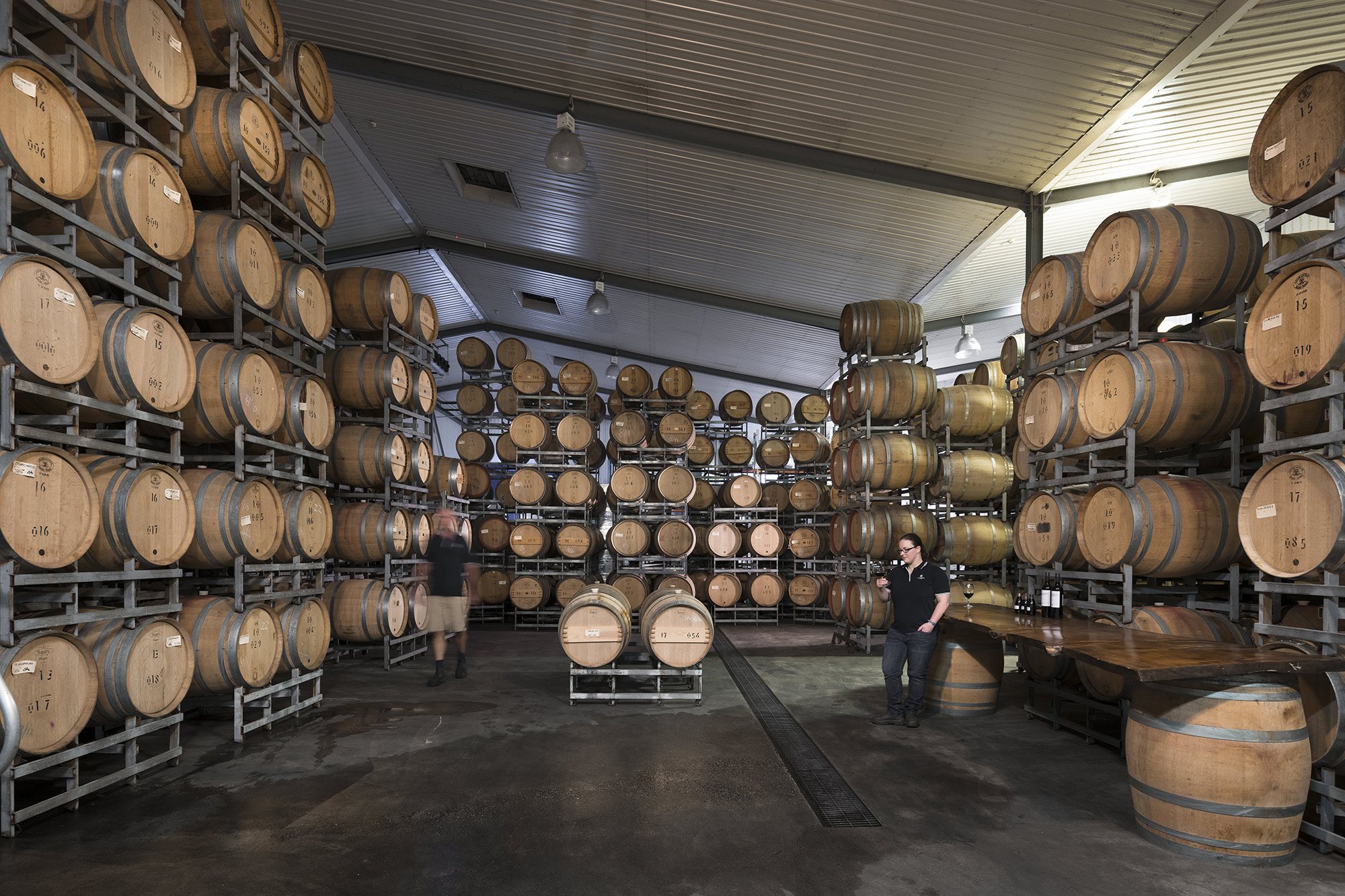 Sandalford Experience Winery Tour